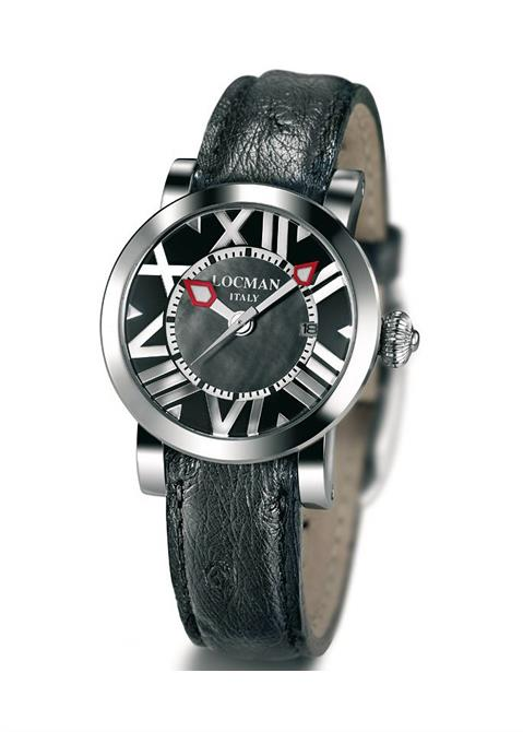LOCMAN Ladies Wrist Watch Model TOSCANO LADY MOP MPN 029100MKNNKCSTK