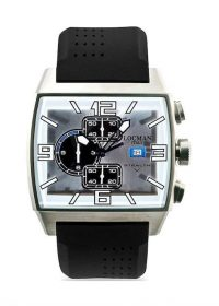 LOCMAN Mens Wrist Watch Model STEALTH VIDEO MPN 030100WHKSK0SIK