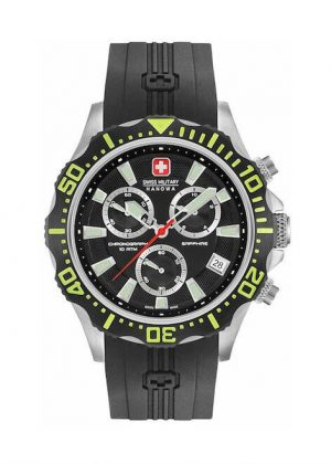 SWISS MILITARY HANOWA Mens Wrist Watch Model PATROL CHRONO MPN 06-4305.04.007.06