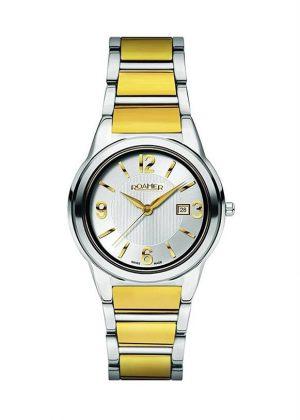 ROAMER Ladies Wrist Watch Model SWISS ELEGANCE LADY MPN Swiss Made Movement ISA K83_103 MPN 507979481550