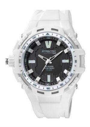 Q&Q Mens Wrist Watch Model STYLISH SPORT COLLECTION ION PLATED MPN DA70J005Y