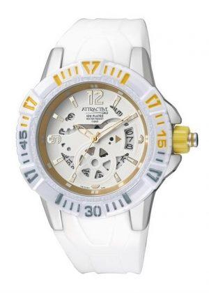 Q&Q Mens Wrist Watch Model STYLISH SPORT COLLECTION ION PLATED MPN DA72J301Y