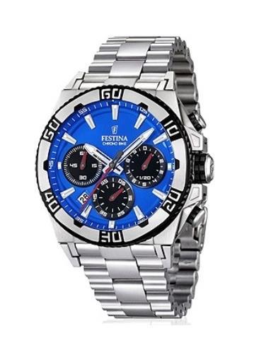 FESTINA Mens Wrist Watch Model CHRONO BIKE MPN F16658_B