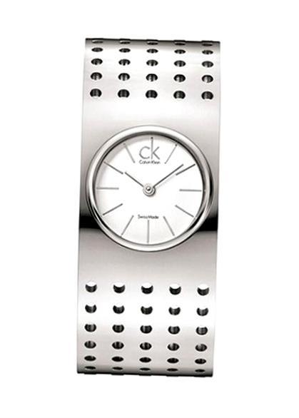 CK CALVIN KLEIN Ladies Wrist Watch Model GRID S MPN K8323120