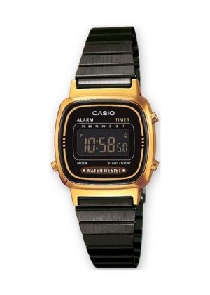 CASIO Ladies Wrist Watch MPN LA-670WEGB