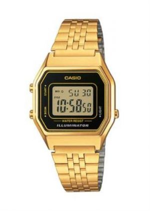 CASIO Ladies Wrist Watch MPN LA-680WG-1