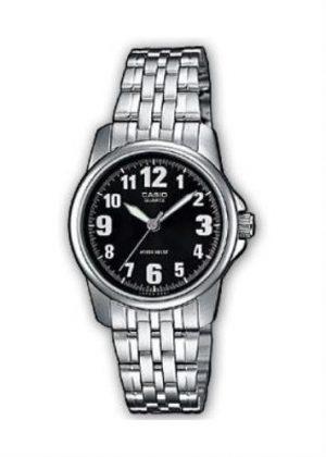 CASIO Ladies Wrist Watch MPN LTP-1260PD-1B