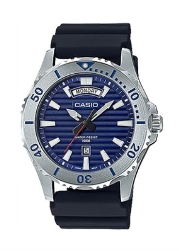 CASIO Mens Wrist Watch MPN MTD-1087-2A