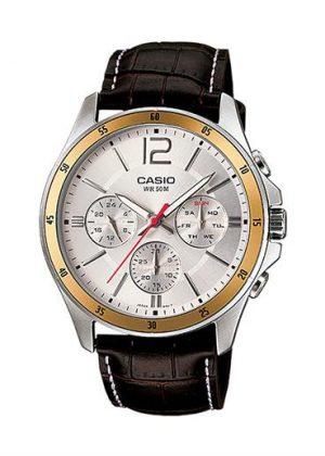 CASIO Mens Wrist Watch MPN MTP-1374L-7