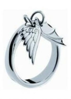 MISS SIXTY RING MODEL WINGS MPN SM1106012