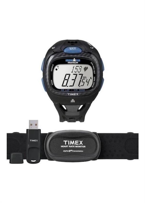 TIMEX Mens Wrist Watch Model IRONMAN RACE TRAINER MPN T5K489