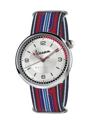 VESPA Unisex Wrist Watch Model IRREVERENT MPN VA-IR01-SS-01SL-CT