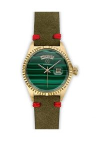 MARCO MAVILLA Unisex Wrist Watch Model MALACHITE MPN VS1MAG001