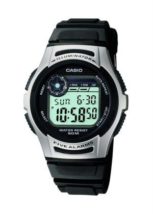 CASIO Mens Wrist Watch MPN W-213-1A