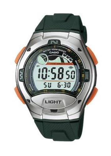 CASIO Mens Wrist Watch MPN W-753-3A