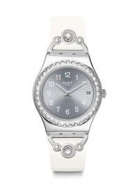 SWrist Watch NEW COLLECTION Ladies Wrist Watch Model PRETTY IN WHITE MPN YLS463