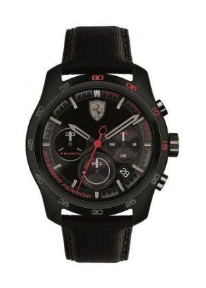 SCUDERIA FERRARI Mens Wrist Watch Model PRIMATO MPN 830446