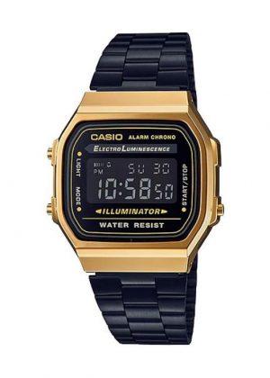 CASIO Unisex Wrist Watch MPN A168WEGB-1B