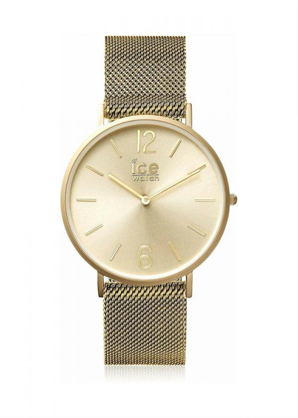 ICE-Wrist Watch Ladies Wrist Watch Model City Milanese MPN IC.012704