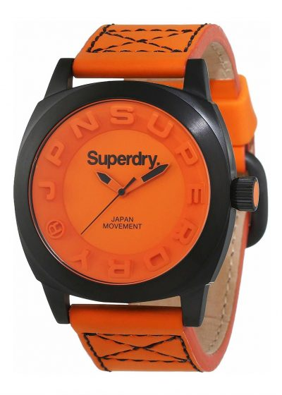 SUPERDRY Mens Wrist Watch MPN SYG1280