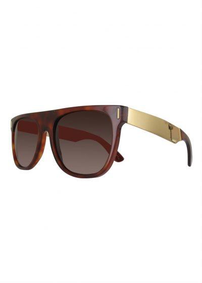RETROSUPERFUTURE Unisex Sunglasses MPN FLATTOP-378-55