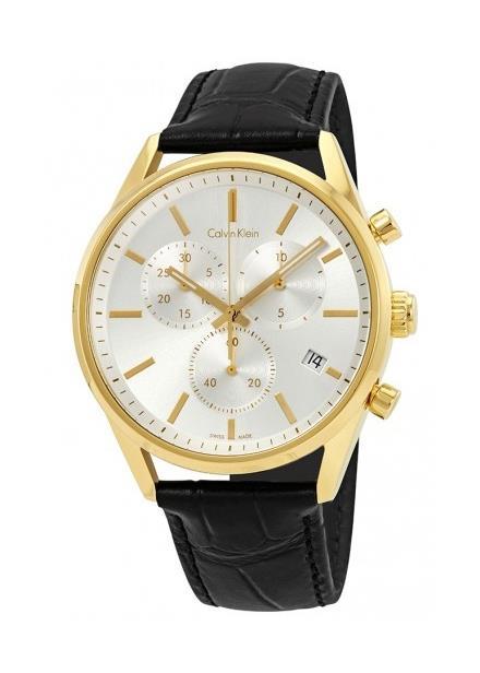 CK CALVIN KLEIN Mens Wrist Watch Model FORMALITY MPN K4M275C6