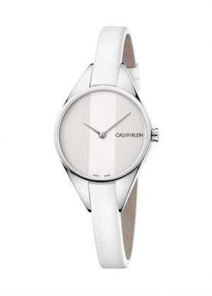 CK CALVIN KLEIN Ladies Wrist Watch Model REBEL MPN K8P231L6