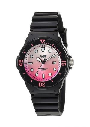CASIO Ladies Wrist Watch MPN LRW-200H-4E
