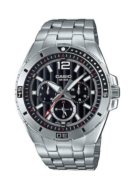 CASIO Mens Wrist Watch Model DIVER MULTIFUNCTION MPN MTD-1060D-2A