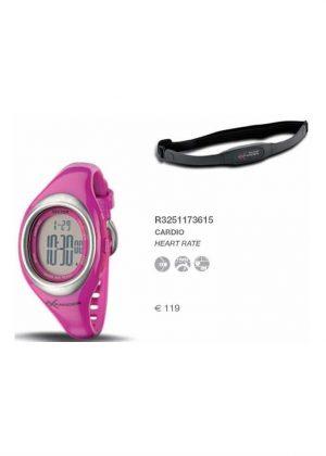 SECTOR NO LIMITS Ladies Wrist Watch Model EXPANDER CARDIO MPN R3251173615
