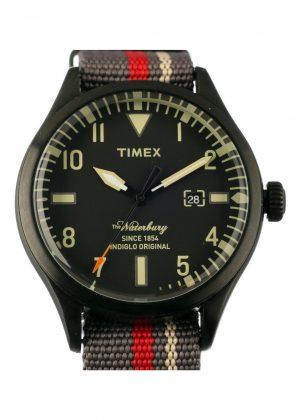 TIMEX ARCHIVE Mens Wrist Watch Model WATERBURY MPN TW2U00600LG