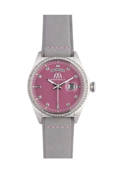 MARCO MAVILLA Wrist Watch Model CRYSTAL MPN VE2CRS001