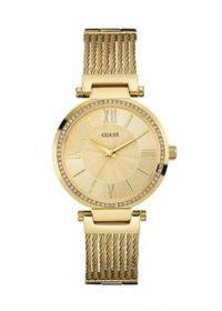 GUESS Wrist Watch Model SOHO 36mm WR : 30mt MPN W0638L2