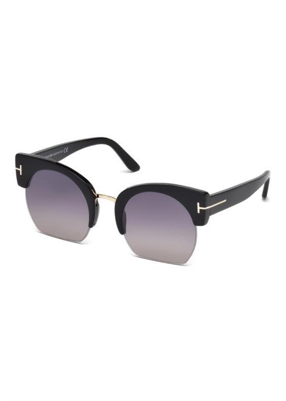 TOM FORD Ladies Sunglasses MPN FT0552_56B
