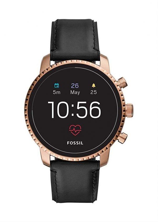 FOSSIL Q SmartWrist Watch Model EXPLORIST HR GEN. 4 MPN FTW4017