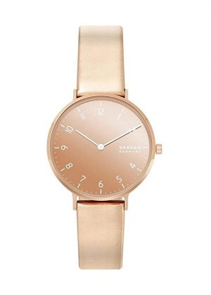 SKAGEN DENMARK Ladies Wrist Watch Model AAREN MPN SKW2853