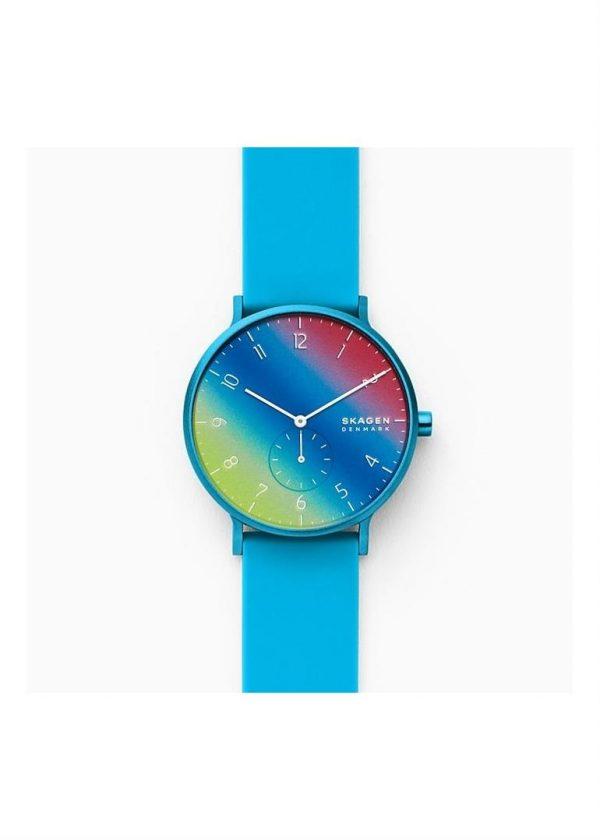 SKAGEN DENMARK Gents Wrist Watch Model AAREN SKW6586