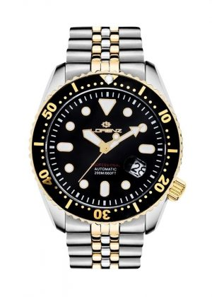 LORENZ Wrist Watch Model SHARK III AUTOMATIC 030138DD