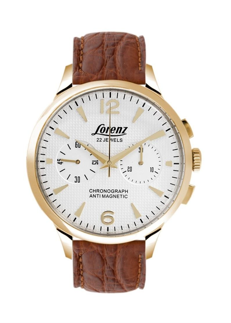 LORENZ Wrist Watch Model ANNIVERSARY MECCANICO 030159CC