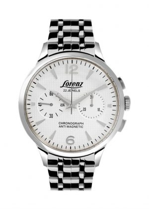 LORENZ Wrist Watch Model ANNIVERSARY MECCANICO 030159EE