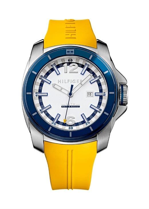 TOMMY HILFIGER Gents Wrist Watch Model WINDSURF 1791115