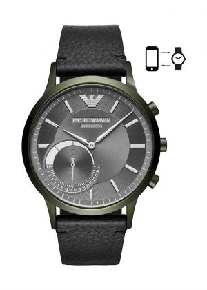 EMPORIO ARMANI CONNECTED SmartWrist Watch Model RENATO ART3021