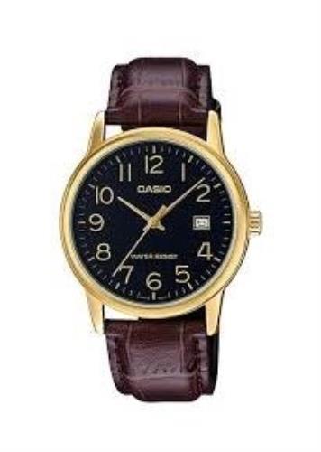 CASIO Gents Wrist Watch MTP-V002GL-1B