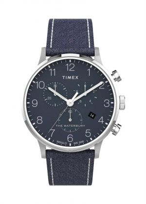 TIMEX Wrist Watch Model WATERBURY TW2T71300
