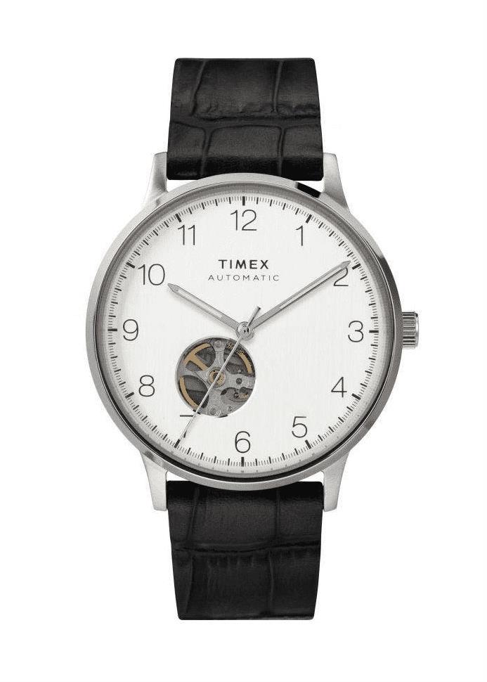 TIMEX Wrist Watch Model WATERBURY AUTOMATIC TW2U11500