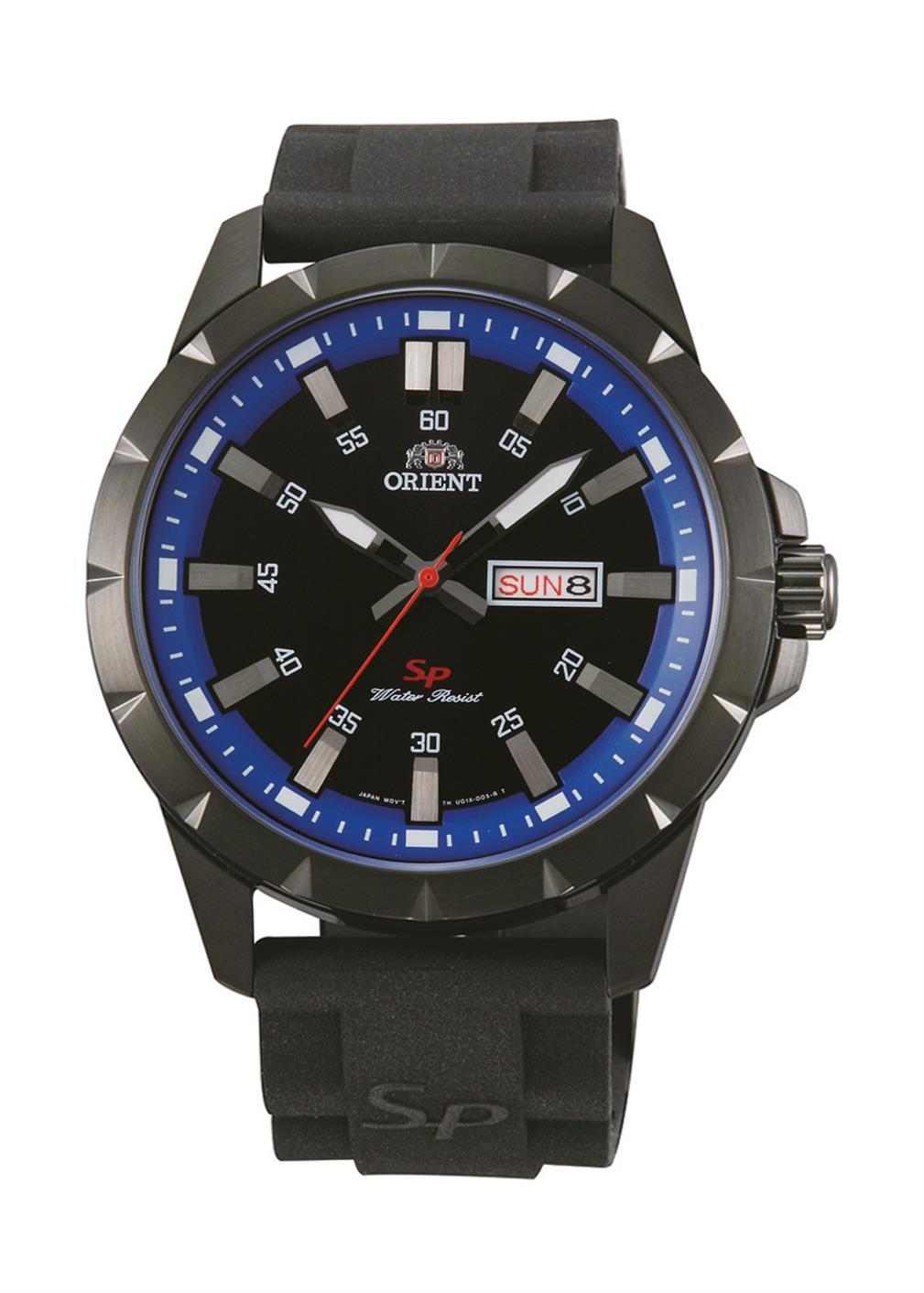 ORIENT Mens Wrist Watch FUG1X008B9