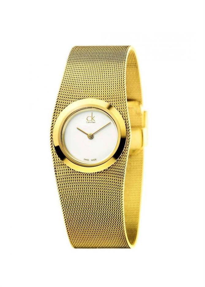 CK CALVIN KLEIN Ladies Wrist Watch Model IMPULSIVE K3T23526