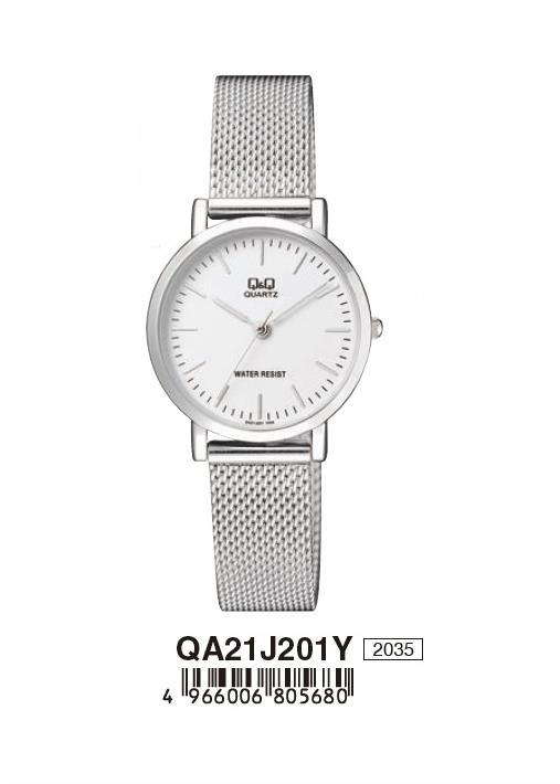 Q&Q Ladies Wrist Watch QA21J201Y