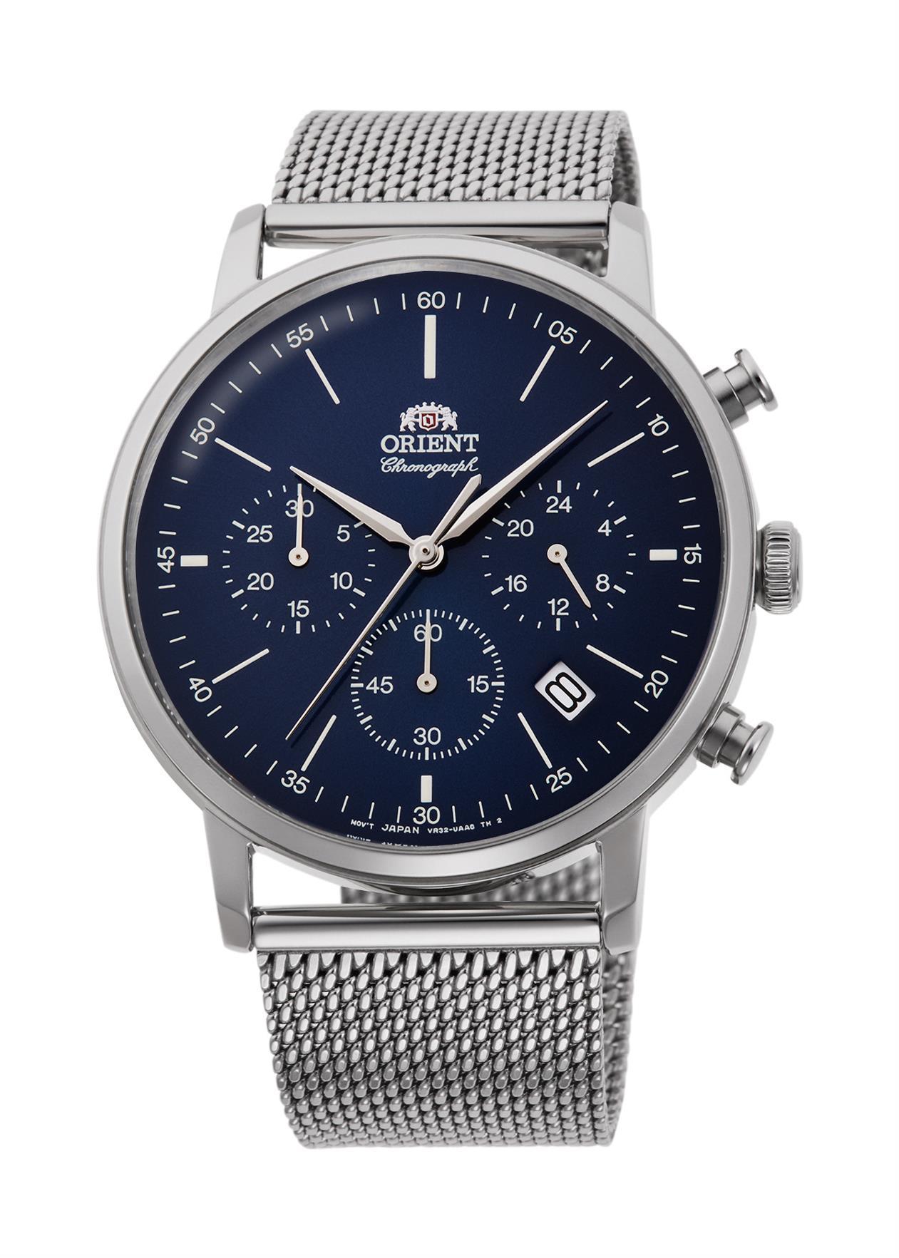 ORIENT Mens Wrist Watch RA-KV0401L10B