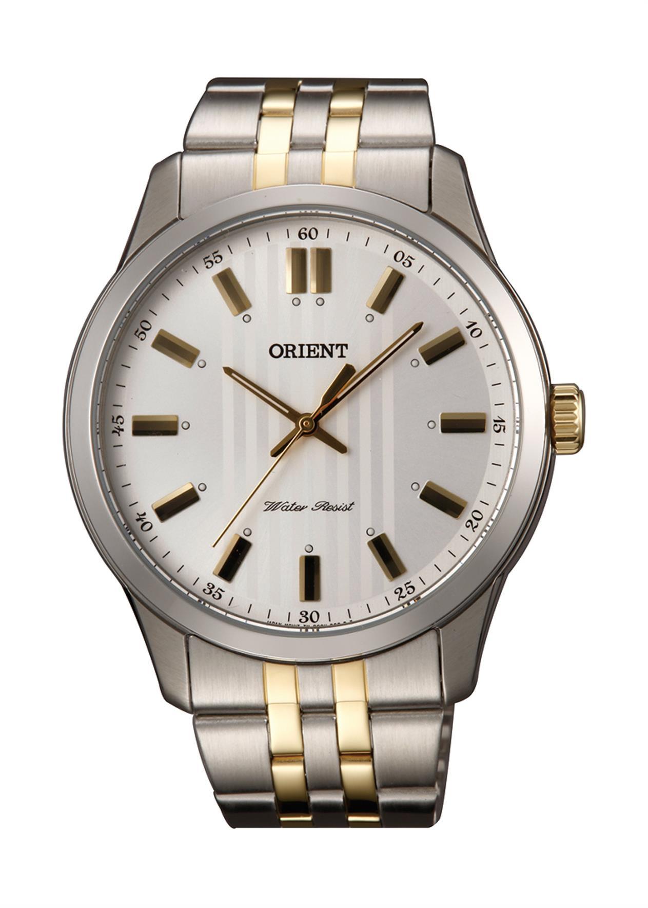 ORIENT Mens Wrist Watch SQC0U002W0